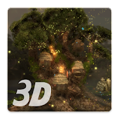 Magic Tree 3D Live Wallpaper