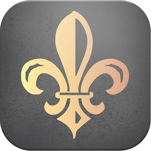 NOLA_Church LOGO-APP點子