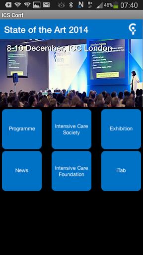ICS Conference 2014