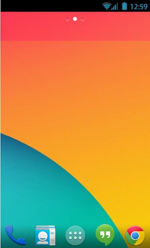 KitKat Android 4.4 Theme