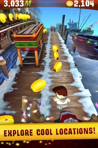Stampede Run - screenshot