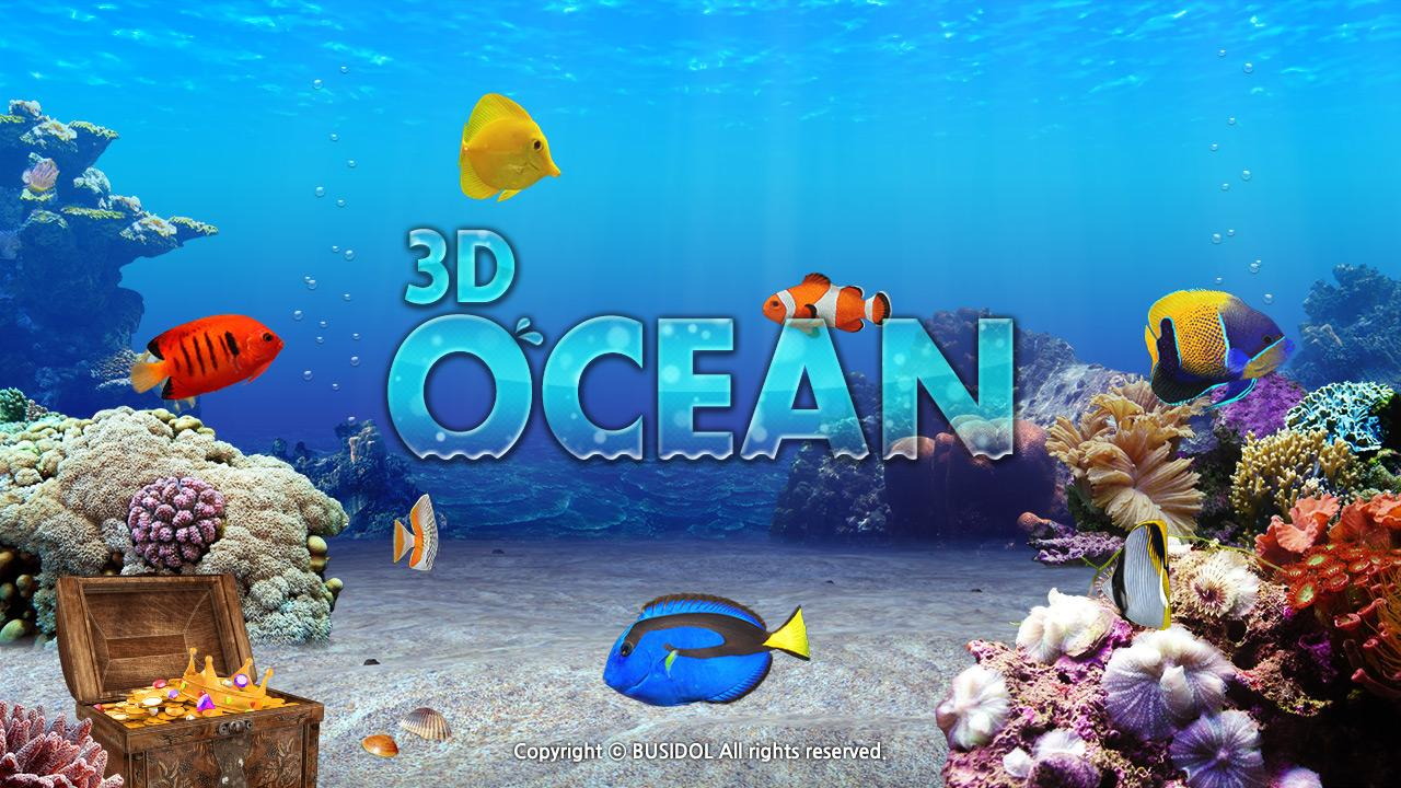 fish aquarium game 3d ocean android apps on google play