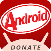 Android KitKat Theme DONATE