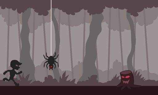 Dangerous Forest Runner