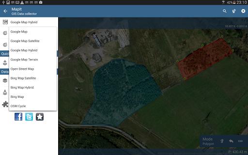 Mapit GIS - Map Data Collector & Measurements 6.9.2Core screenshots 10