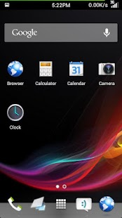 360 Launcher Sony HD Theme