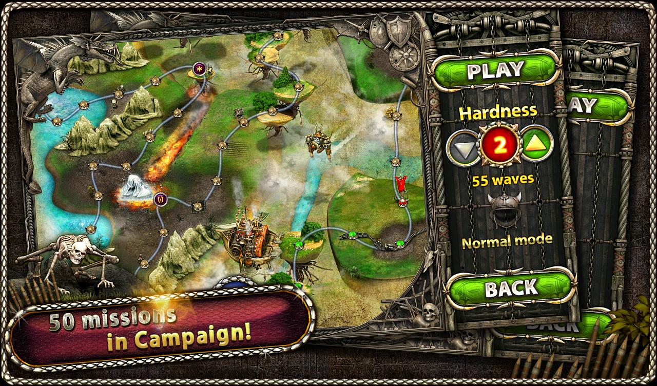 Myth Defense 2: DF screenshot #11