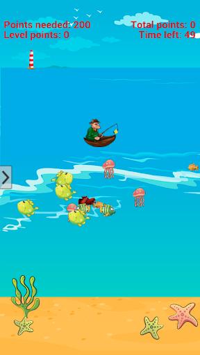 Первый рыбак для планшетов на Android