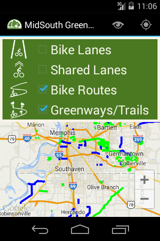 Mid-South Greenways