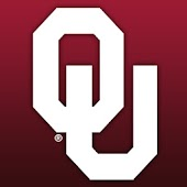Oklahoma Sooners Clock Widget