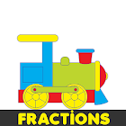 Fractions with Trains icon