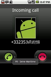 Caller Locator - screenshot thumbnail