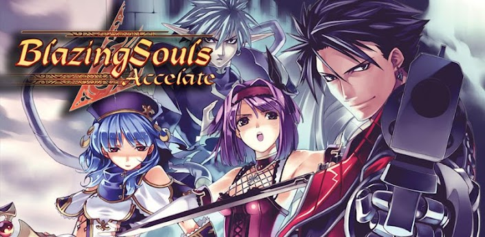Blazing Souls Accelate (ENG) v1.5 Cracked APK