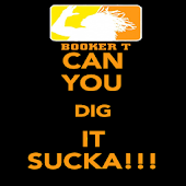 "WWE Booker T ""Can you dig it?"""