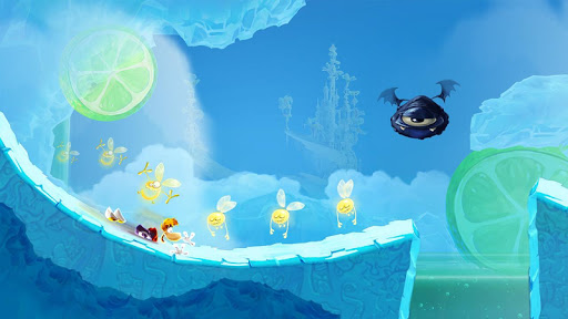Rayman Fiesta Run screenshot 23