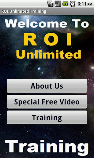 【免費教育App】In ROI Unlimited Business?-APP點子