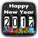 2014 New Year Countdown LWP icon