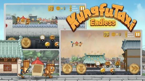 KungfuTaxi-Endless - screenshot thumbnail