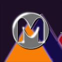 Material Glass Design Walls icon