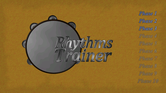Rhythms Trainer- screenshot thumbnail