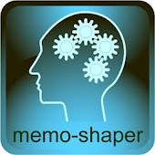 Memo-shaper - Brain and memory training app