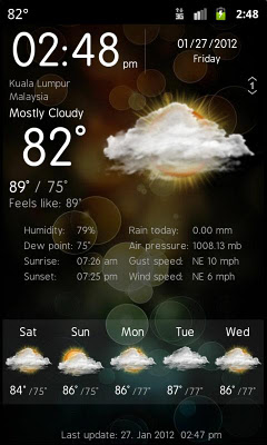 Weather Services PRO 2.4.2 pro APK