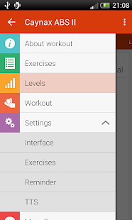 Abs workout II PRO - screenshot thumbnail