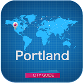 Portland Guide, map, weather