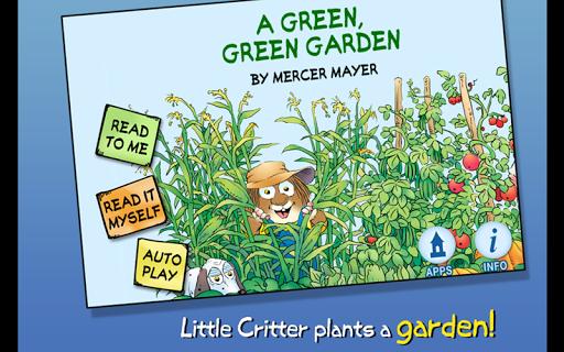 Green Garden - Little Critter