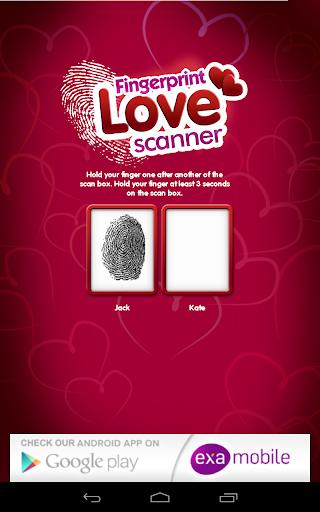 【免費娛樂App】指纹扫描器爱的-APP點子