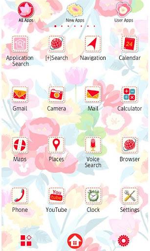 Flowers Theme-Summer Sweet- 1.0 Windows u7528 2