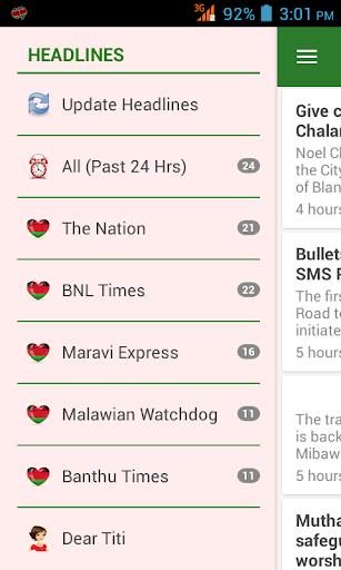 Malawi News App