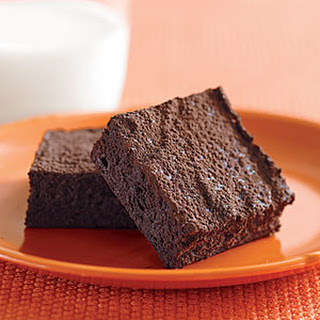 Pumpkin-Patch Brownies