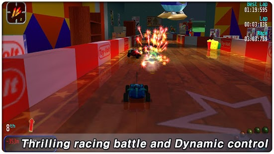 RE-VOLT Classic - 3D Racing Screenshot 30