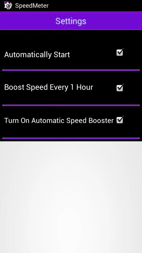 Easy mobile cleaner & booster - screenshot