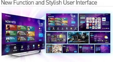 Screenshot of Unique iptv