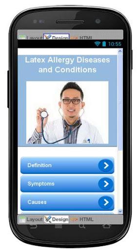 Latex Allergy Information