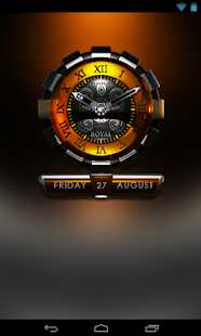 clock widget ROYAL designer|玩生活App免費|玩APPs
