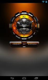 玩生活App|clock widget ROYAL designer免費|APP試玩