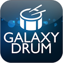 Galaxy Drum( Feel your Beat!) icon