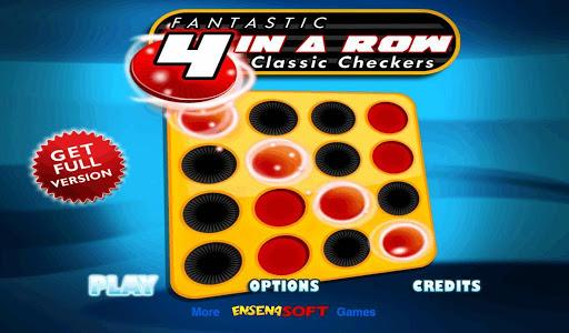 Fantastic 4 In A Row HD Free