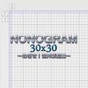 Nonogram 30×30 logo