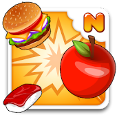 Food Hunt Word Search Deluxe 2