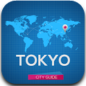 Tokyo Guide, Hotels Weather icon