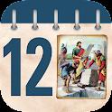 Biblical Character Calendar icon