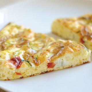 Basic Baked Frittata.