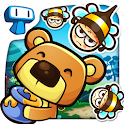 Honey Battle – Bears vs Bees logo