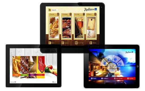 eRestro Tablet Menu Promo