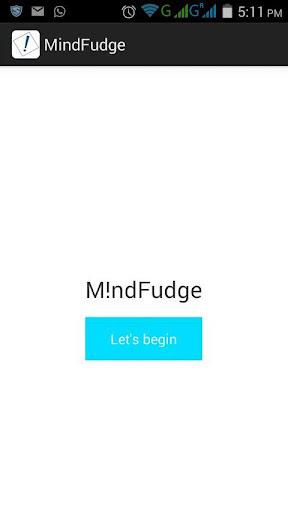 MindFudge