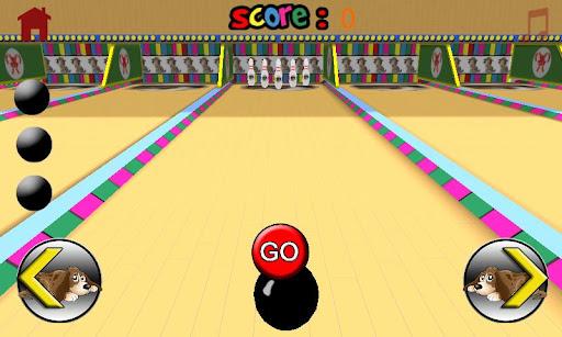 Dog bowling for kids  screenshots 2